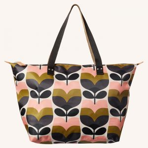 Small Zip Shopper Multi