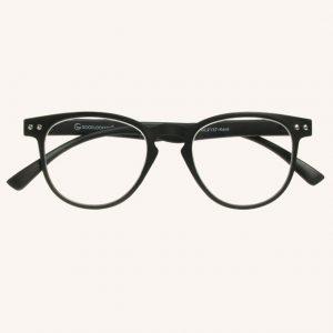 Kent Reading Glasses Matt Black