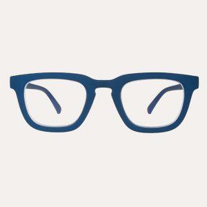 Burbank Reading Glasses Matt Blue