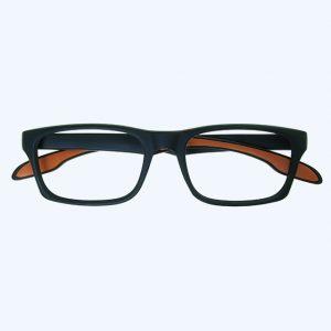 Joshua Reading Glasses Black & Orange