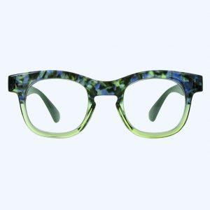 Bravo Reading Glasses Green