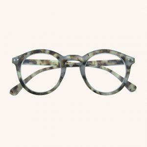 Embankment Reading Glasses Grey Tortoiseshell