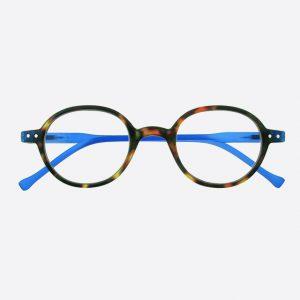 Campbell Reading Glasses Tortoiseshell/Blue