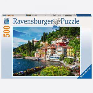 Lake Como, Italy Jigsaw Puzzle