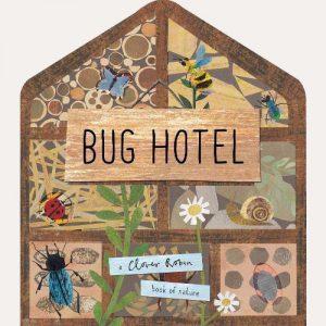Bug Hotel by Clover Robin