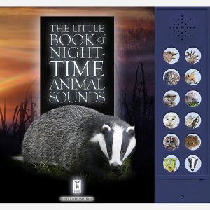 The Little Book of Night-Time Animals Sounds