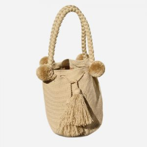 Wayuu Bag Cream