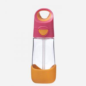 Tritan Drink Bottle Strawberry Shake