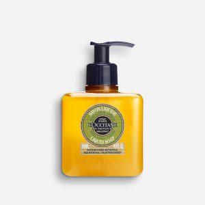 Shea Verbena Liquid Soap 300ml