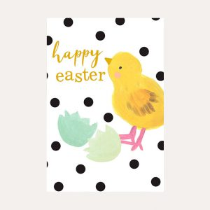 Happy Easter Chick Pack of 10 Cards
