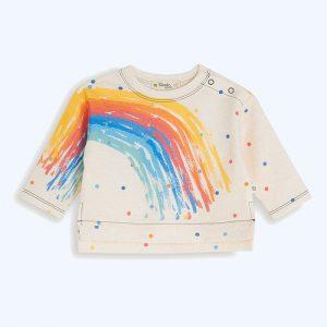 Solano Sweatshirt Rainbow