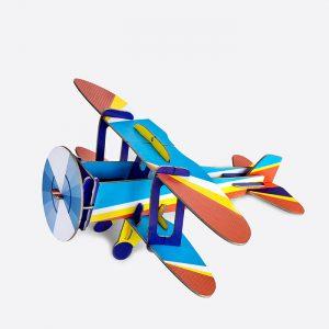 Cool Classic Biplane Kit