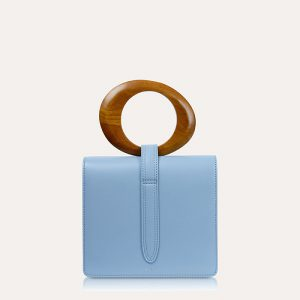 Abbey Handbag Baby Blue