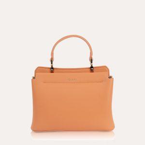 Cady Handbag Pastel Coral