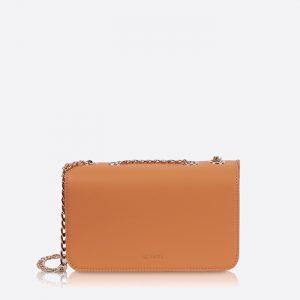Belle Handbag Pastel Coral