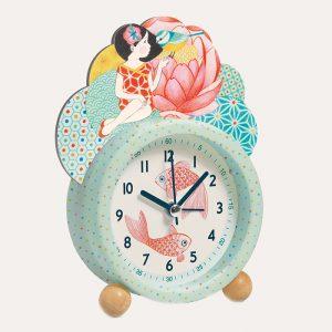 Fished Alarm Clock
