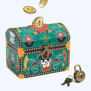 Pirate Money Box