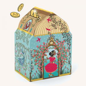 Oriental Palace Money Box
