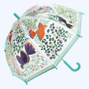 Flowers and Birds Umbrella