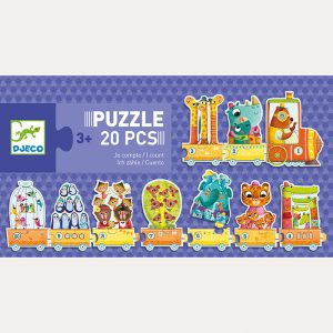 I Count Puzzle
