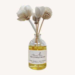Dark Honey & Pepper Flower Diffuser