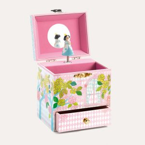 Delighted Palance Music Box
