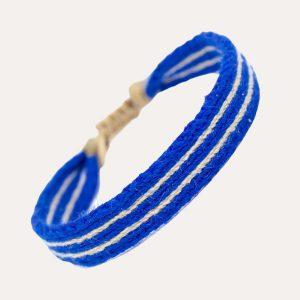Captain Bracelet Blue/White
