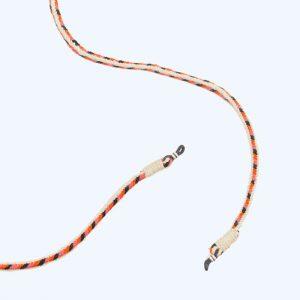 Glasses Cord Orange/Pink