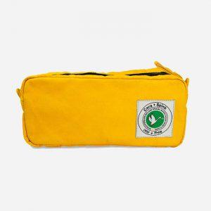 Odin Utility Washbag Yellow