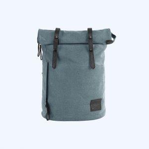 Pickle Backpack Blue Grey