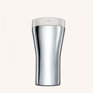 Caffa Travel Mug White