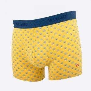 Cotton Boxer Briefs Yellow Moderna
