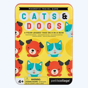 Cats & Dogs Magnetic Travel Game