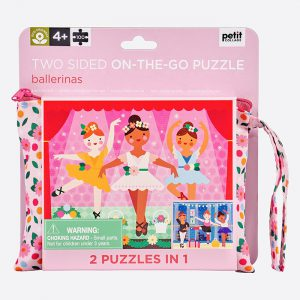MDL On-the-Go 2-sided Puzzle
