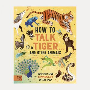 How to Talk to a Tiger Book