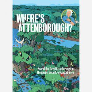 Where's Attenborough? Book