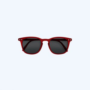 #E Junior Sunglasses Red
