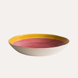 Handmade Sharing Platter Sunrise