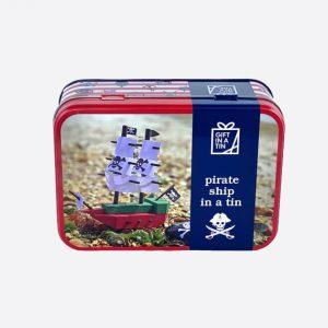 Pirate Ship in a Tin Kit