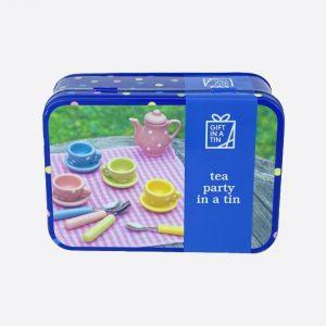 Tea Party in a Tin Kit