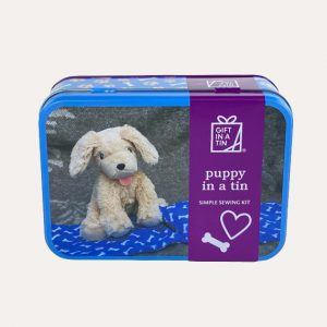 Puppy in a Tin Kit