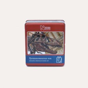 Natural History Museum T-Rex Dinosaur Model Kit