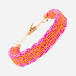 Captain Bracelet Pink/Orange