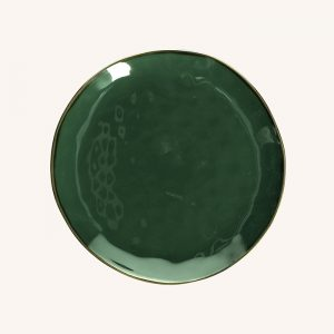 Concerto Forest Green Tableware