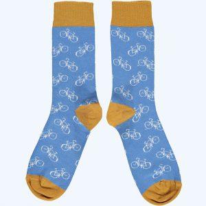 Cotton Bikes Ankle Socks