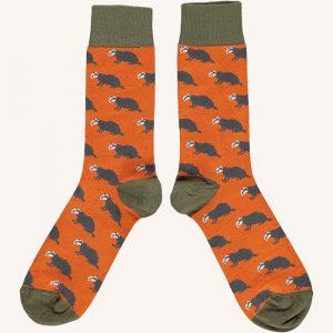 Cotton Badger Ankle Socks