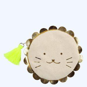 Lion Coin Purse