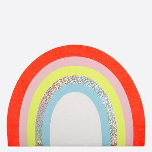 Rainbow Sticker & Sketchbook