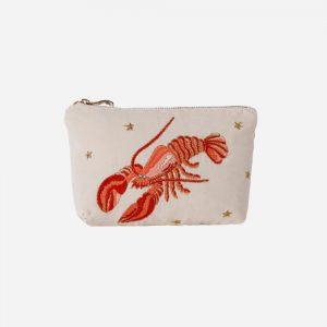 Lobster Make Up Bag