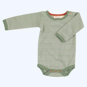 Body Fine Stripe Green
